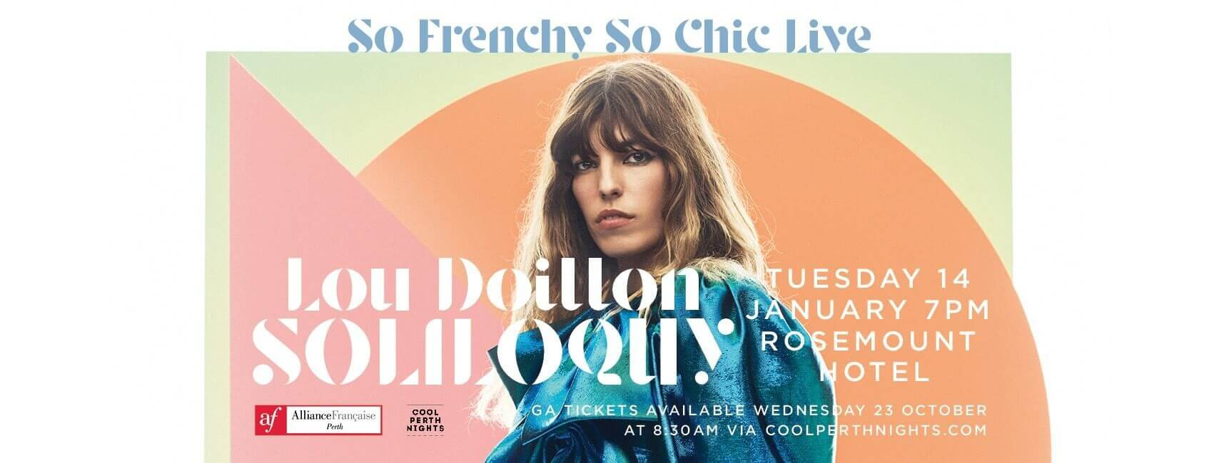 So Frenchy So Chic Live: Lou Doillon